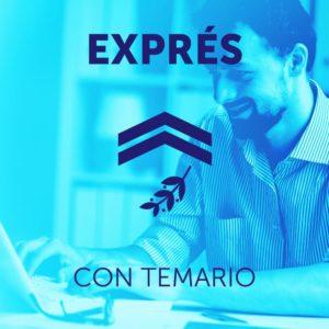 Curso Ingreso Escala Básica online mensual DEPOL Exprés con temario