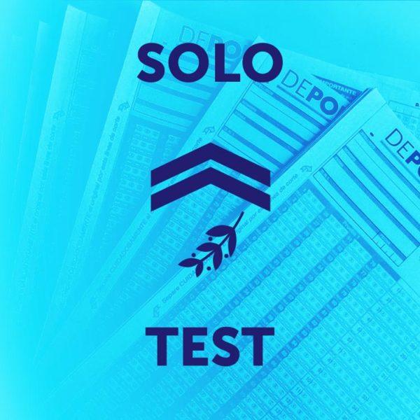 Curso Ingreso Escala Básica online solo test