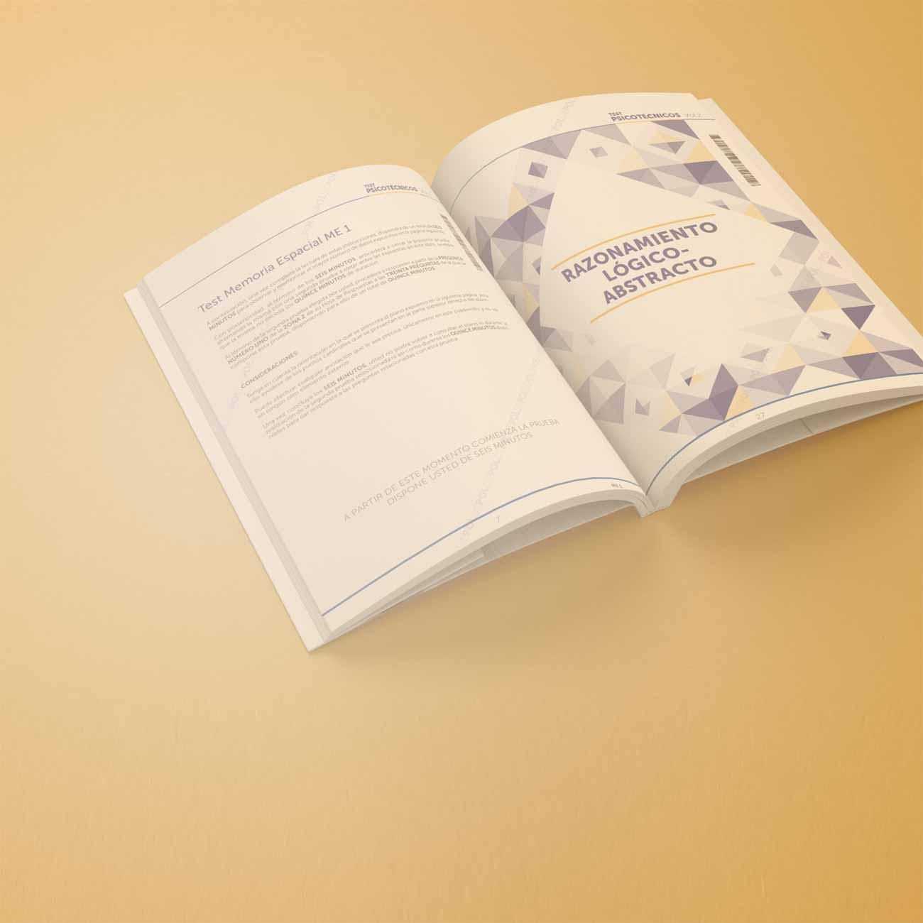 Cuadernos<br />de test<br />psicotécnicos