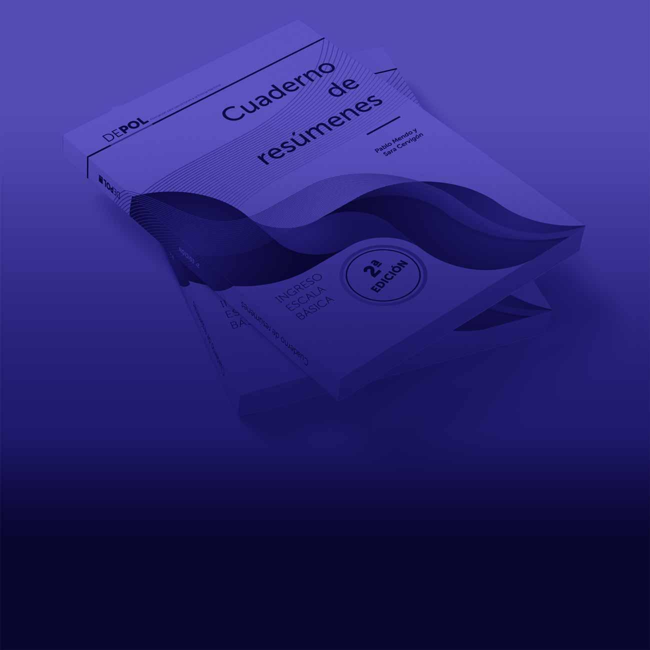 <span>Cuaderno<br />de resúmenes</span>