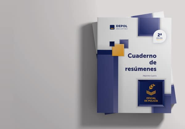 Cuaderno resúmenes DEPOL Ascenso Oficial – 2ª edición