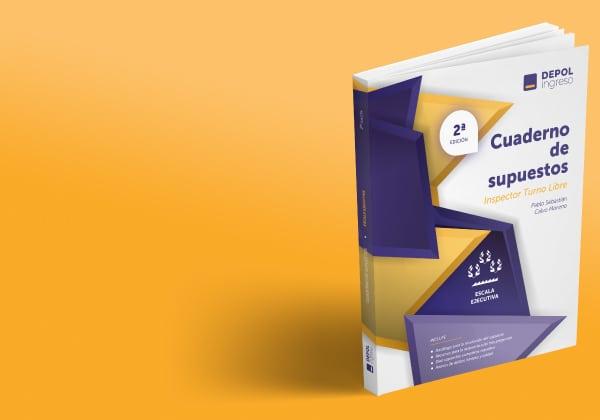 Cuaderno de Supuestos Escala Ejecutiva Turno Libre