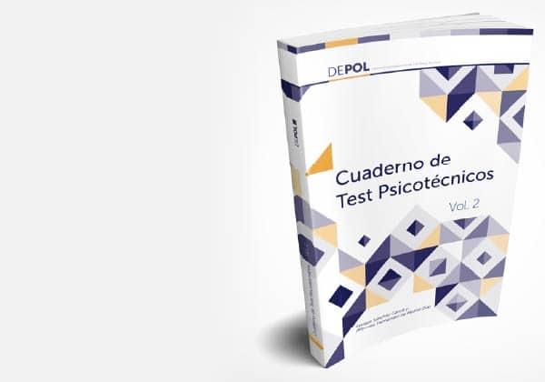 Cuaderno de Test de Psicotécnicos VOL. 2