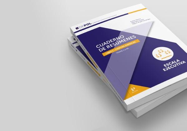 Cuaderno resúmenes DEPOL Escala Ejecutiva