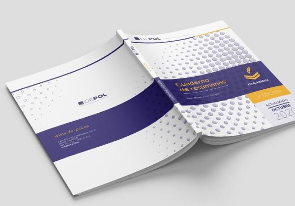 Cuaderno resúmenes DEPOL Policía. 3ª Edición