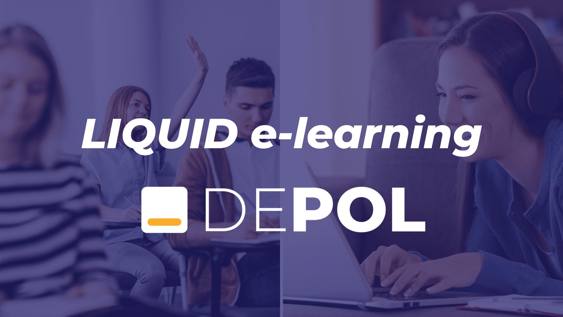 Nuevo formato que te permite asistir a las clases presenciales o seguirlas desde la plataforma de DEPOL