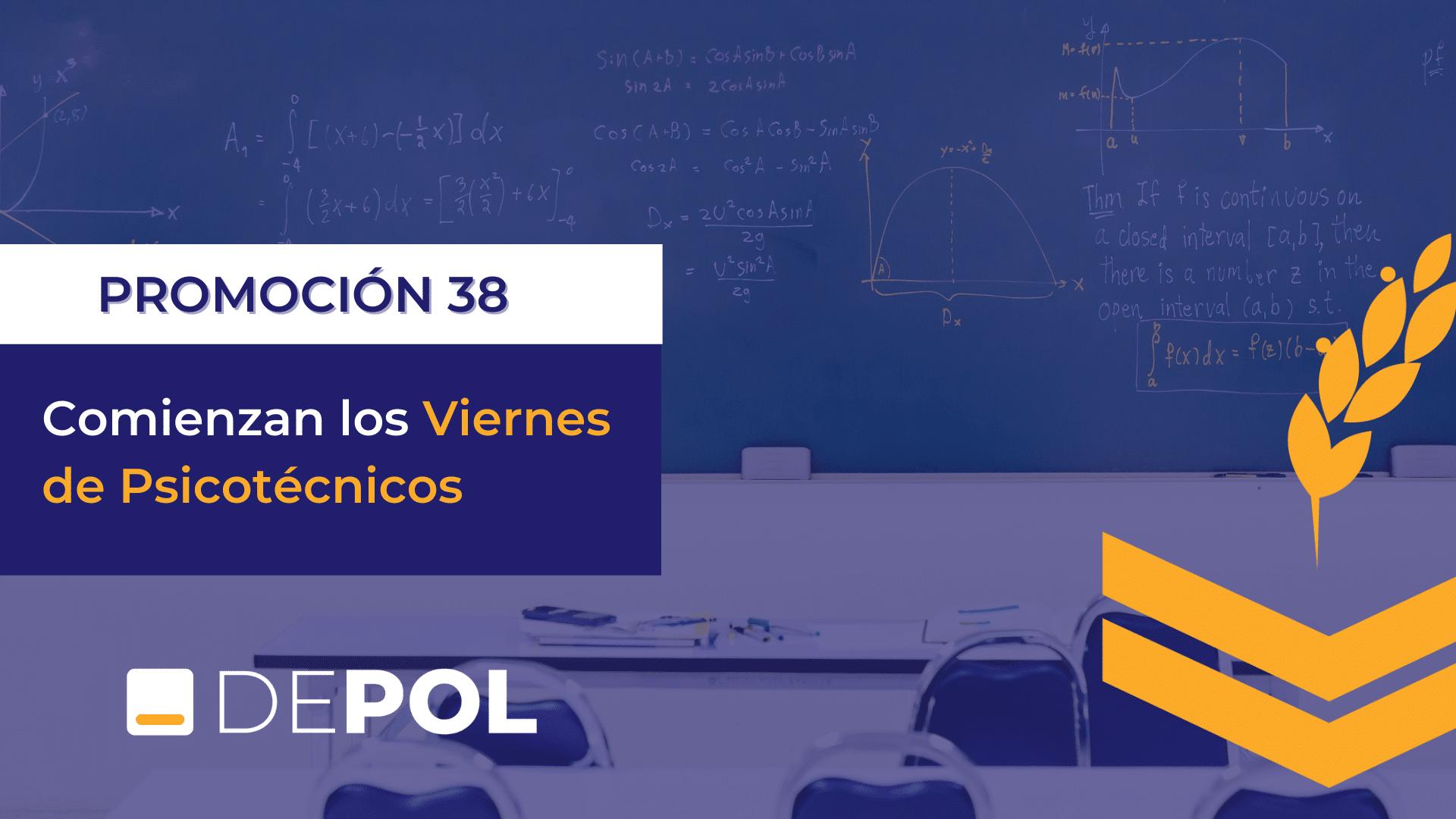 La promoción 38: una formación integral y de calidad desde el inicio hasta Ávila